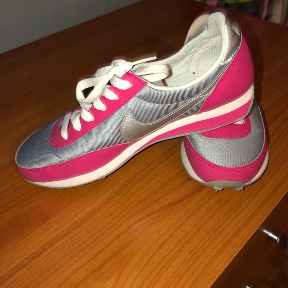 Nike Shoes   Girls Tennis In Pink And